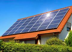 Tiềm năng của điện mặt trời