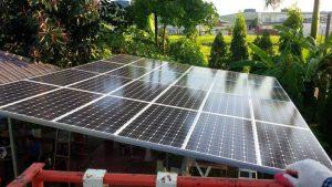 Lắp đặt hệ thống điện mặt trời cho hộ gia đình?