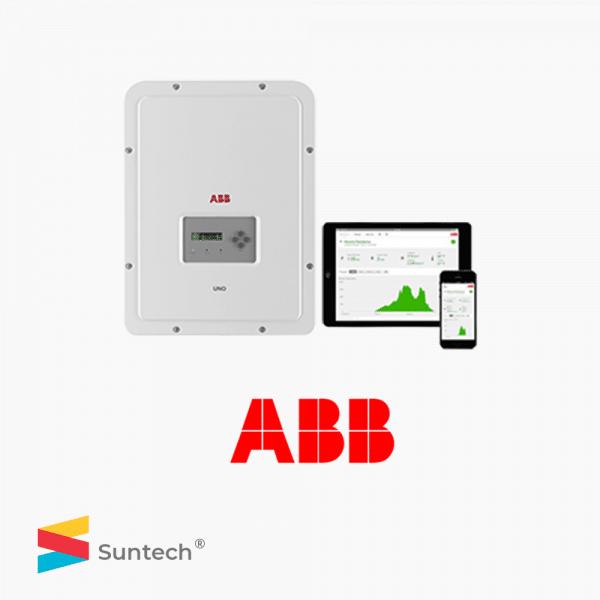 Inverter hoà lưới ABB Uno 3.3 -4
