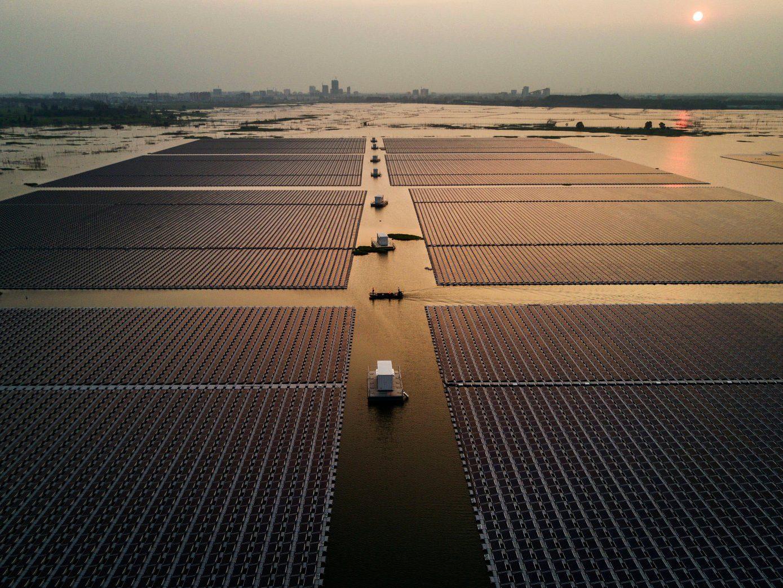 Hệ thống điện mặt trời Suntech Solar