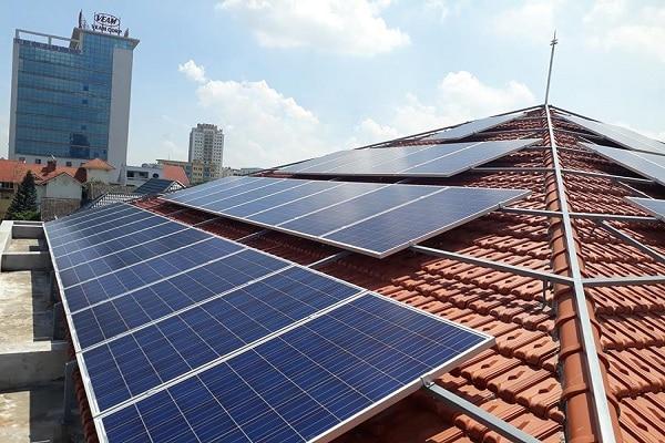 Độ bền của tấm pin mặt trời