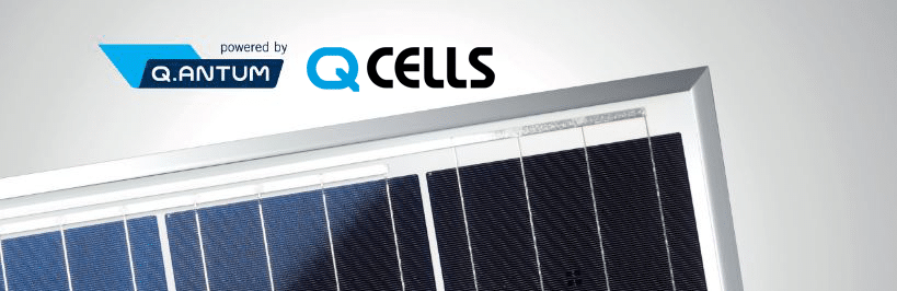 Pin năng lượng mặt trời Qcells
